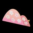 ハリボテのやまピンクピンク