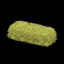 ほしくさのベッド緑緑