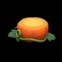 ハロウィンなチェアオレンジ緑