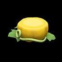 ハロウィンなチェア黄緑