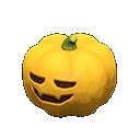 ハロウィンなランタン黄黄