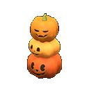 ハロウィンなタワーオレンジオレンジ