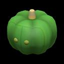 ハロウィンなトリックランプ緑緑