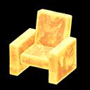 こおりのイス黄黄