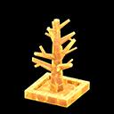 こおりのツリー黄黄