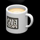 マグカップ白黒