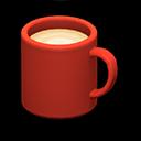 マグカップ赤赤