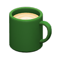 マグカップ緑緑