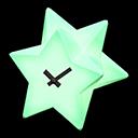 スタークロック緑緑