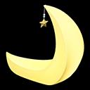 みかづきチェア黄黄