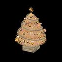 おおきなクリスマスツリー緑黄