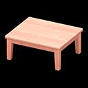 もくせいテーブルピンクピンク