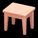 もくせいミニテーブルピンクピンク