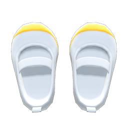 うわばき黄白