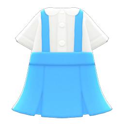 つりスカート青白