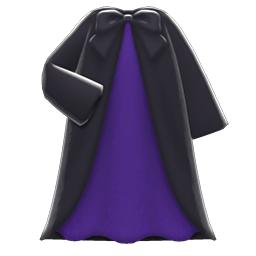 まほうつかいのローブ黒紫