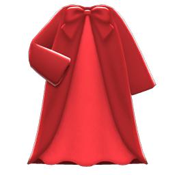 まほうつかいのローブ赤赤