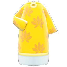 アオザイ黄白