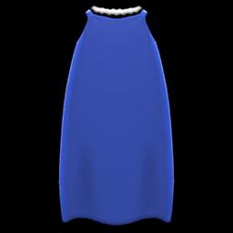 スリップドレス青青
