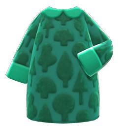 フォレストなワンピース緑緑
