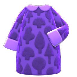 フォレストなワンピース紫紫
