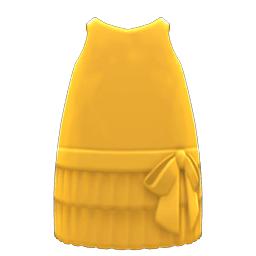 モガなワンピース黄黄