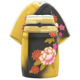 ゴージャスなきもの黄黒