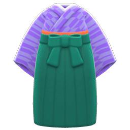 はかま緑紫