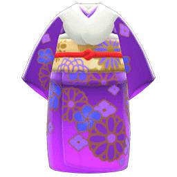 はれぎ紫ベージュ