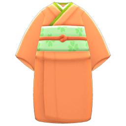 むじのほうもんぎオレンジ緑