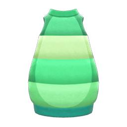 あおむしのふく緑緑