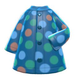 あつ森 みずたまレインコートの入手方法と色パターン あつまれどうぶつの森 ゲームウィズ Gamewith