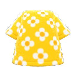 はながらのTシャツ黄白