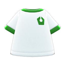 たいそうふく白緑