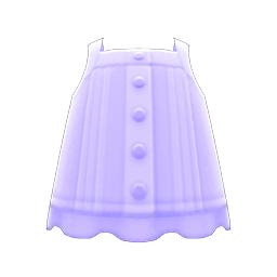 レースのキャミソール紫紫