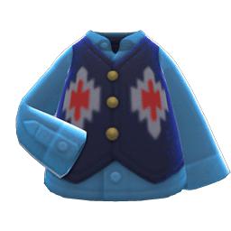 チマヨベスト青赤