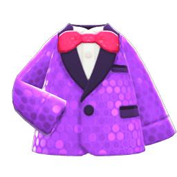 コメディアンなふく紫赤