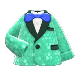 コメディアンなふく緑青