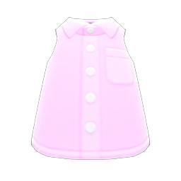 ノースリーブえりつきシャツピンクピンク