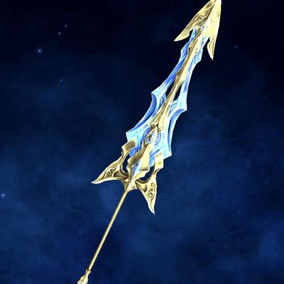 新月の大剣