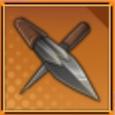 暗剣・橙のアイコン