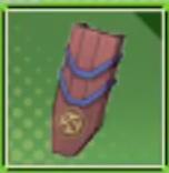対燬鷇王用特殊兵装・緑のアイコン