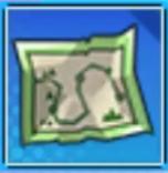 初級宝の地図のアイコン