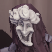 破輪の顔アイコン