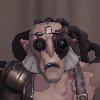 狂眼の顔アイコン