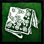 花のバブーシュカの画像