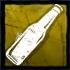 ネバネバしたソーダボトルの画像