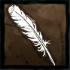 コマドリの羽の画像
