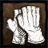 指あきのパレード用手袋の画像