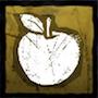祝福のりんごの画像